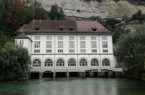 Wasserkraft Schweiz